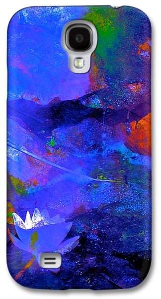 Recently Sold -  - Nature Abstract Galaxy S4 Cases - Abstract 112 Galaxy S4 Case by Pamela Cooper