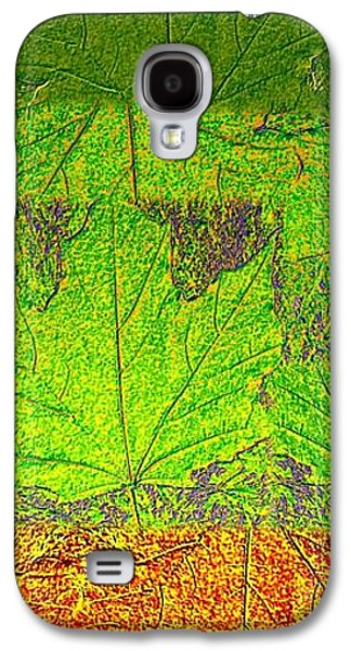 Abstract Digital Digital Galaxy S4 Cases - Abstract Fusion 38 Galaxy S4 Case by Will Borden
