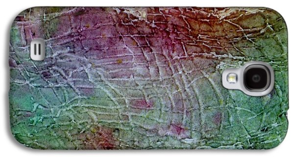 Boardroom Mixed Media Galaxy S4 Cases - Abstract Thirteen Galaxy S4 Case by David Raderstorf