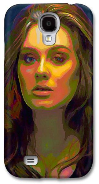 Adele Galaxy S4 Case by  Fli Art