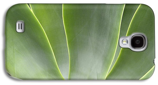Abstract Nature Galaxy S4 Cases - Agave Leaves Galaxy S4 Case by Rich Franco