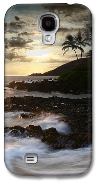Dreamscape Galaxy S4 Cases - Ahe lau Makani O Paako Galaxy S4 Case by Sharon Mau