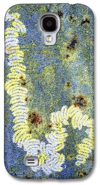 Alga Galaxy S4 Cases - Algae Galaxy S4 Case by Dr Keith Wheeler