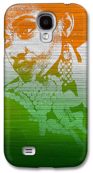 African-american Galaxy S4 Cases - Aliyah Galaxy S4 Case by Naxart Studio