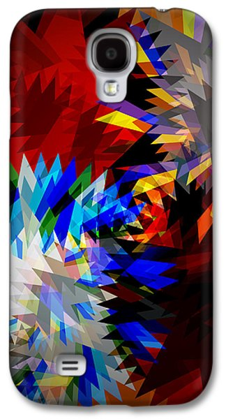 Meshed Galaxy S4 Cases - Allure Blade Galaxy S4 Case by Atiketta Sangasaeng
