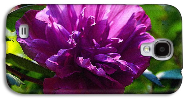 Althea Galaxy S4 Cases - Althea II- mixed media photography- altered art Galaxy S4 Case by Patricia Griffin Brett