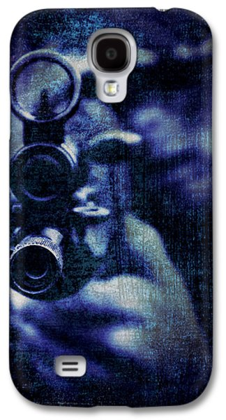 Texture Photographs Galaxy S4 Cases - An Unknown Warrior Galaxy S4 Case by Meirion Matthias