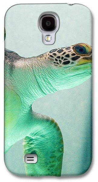 Skip Hunt Galaxy S4 Cases - Angel 2 Galaxy S4 Case by Skip Hunt