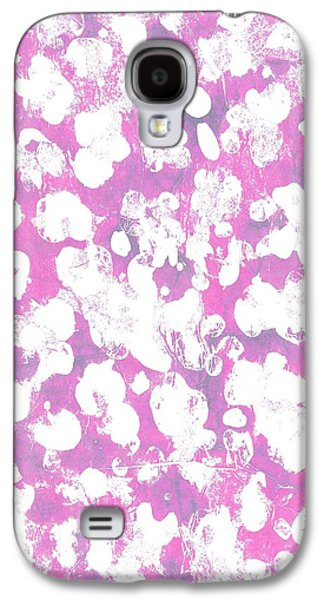 Animal Galaxy S4 Case by Louisa Knight