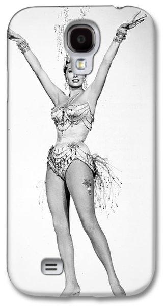 1955 Movies Photographs Galaxy S4 Cases - Anita Ekberg (1931- ) Galaxy S4 Case by Granger