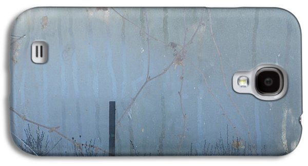 Fog Photographs Galaxy S4 Cases - Another Rainy Day Galaxy S4 Case by Rebecca Cozart
