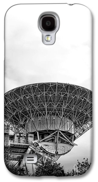 Transmission Galaxy S4 Cases - Antenna   Galaxy S4 Case by Olivier Le Queinec