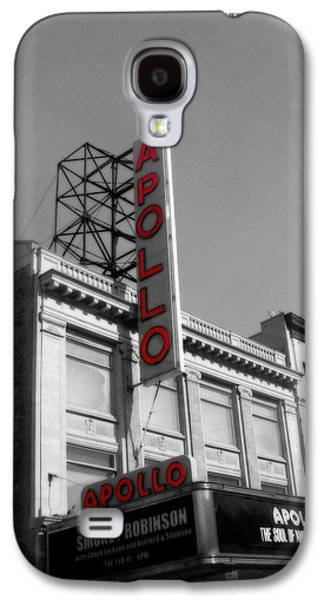 Apollo Theater In Harlem New York No.2 Galaxy S4 Case by Ms Judi