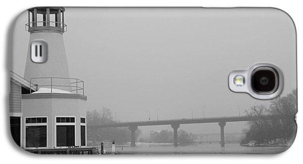 Appleton Photographs Galaxy S4 Cases - Appleton Yacht Club Galaxy S4 Case by Joel Witmeyer