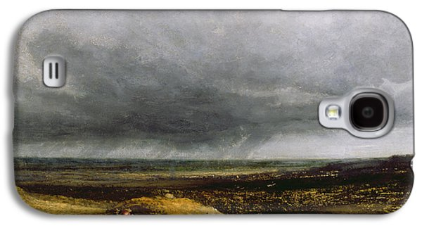 Approaching Storm Galaxy S4 Case by Georges Michael