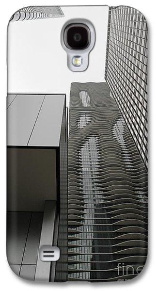 Aqua Condominiums Galaxy S4 Cases - Aqua in the neighborhood Galaxy S4 Case by David Bearden
