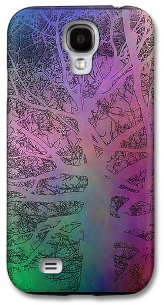 Arboreal Mist 1 Galaxy S4 Case by Tim Allen