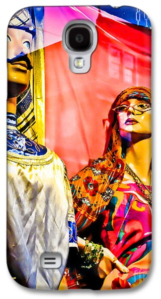Original Art Photographs Galaxy S4 Cases - Are You Strong Enough to be my Man Galaxy S4 Case by Colleen Kammerer