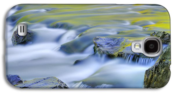 River Photographs Galaxy S4 Cases - Argen River Galaxy S4 Case by Silke Magino