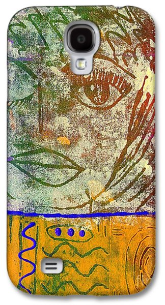 African-americans Tapestries - Textiles Galaxy S4 Cases - ART   Always Remember Truth Galaxy S4 Case by Angela L Walker