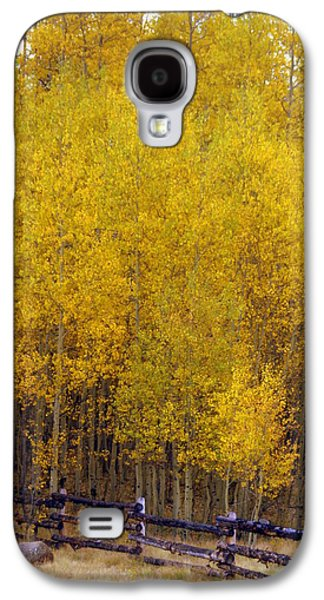 Marty Koch Galaxy S4 Cases - Aspen Fall 2 Galaxy S4 Case by Marty Koch