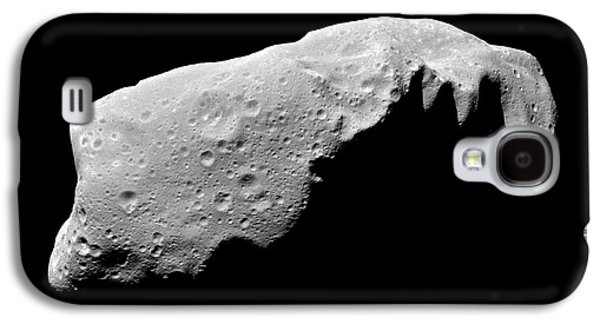 Planetoid Galaxy S4 Cases - Asteroid 243 Ida Galaxy S4 Case by Stocktrek Images