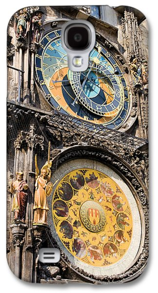 Mechanism Galaxy S4 Cases - Astronomical Clock in Prague Galaxy S4 Case by Artur Bogacki