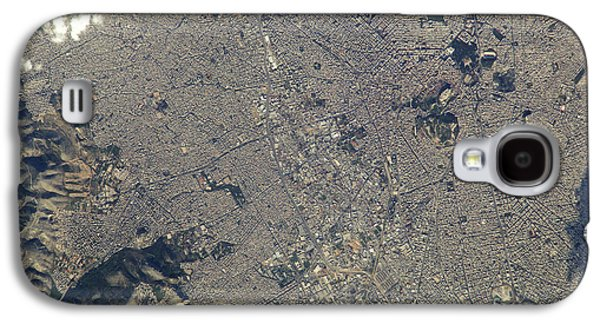 Ancient Galaxy S4 Cases - Athens, Greece Galaxy S4 Case by NASA / Science Source