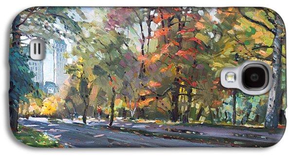 Autumn In Niagara Falls Park Galaxy S4 Case by Ylli Haruni