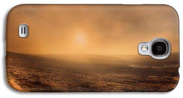 Epic Digital Art Galaxy S4 Cases - Axe Edge Galaxy S4 Case by Andy Astbury