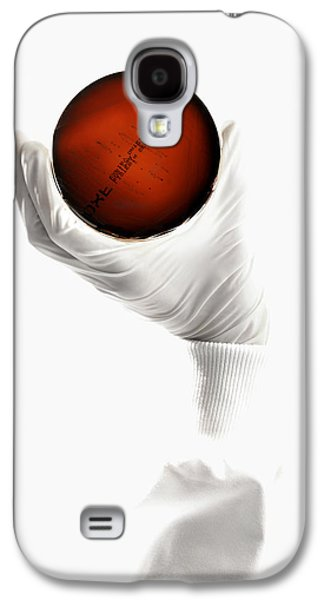 Microbiological Galaxy S4 Cases - Bacteria Research Galaxy S4 Case by Tim Vernon, Lth Nhs Trust