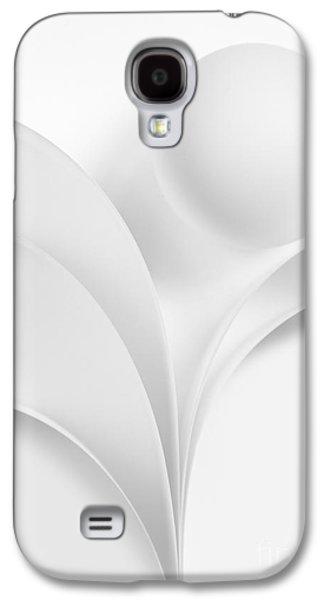 Ball Photographs Galaxy S4 Cases - Ball and Curves 06 Galaxy S4 Case by Nailia Schwarz