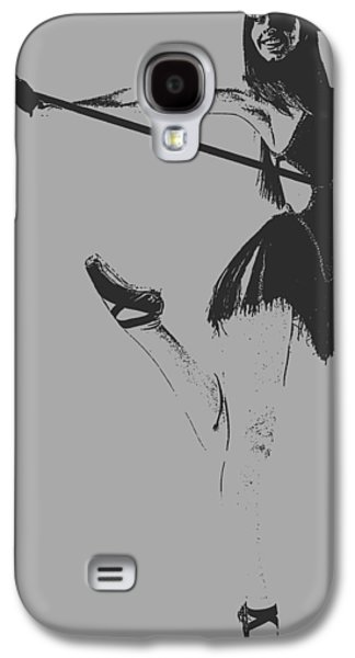 Person Galaxy S4 Cases - Ballet girl Galaxy S4 Case by Naxart Studio
