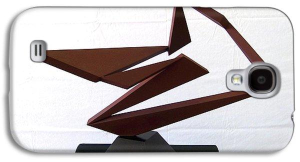 Abstract Movement Sculptures Galaxy S4 Cases - Ballet Galaxy S4 Case by John Neumann