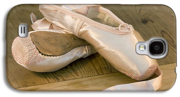 Lessons Galaxy S4 Cases - Ballet shoes Galaxy S4 Case by Jane Rix