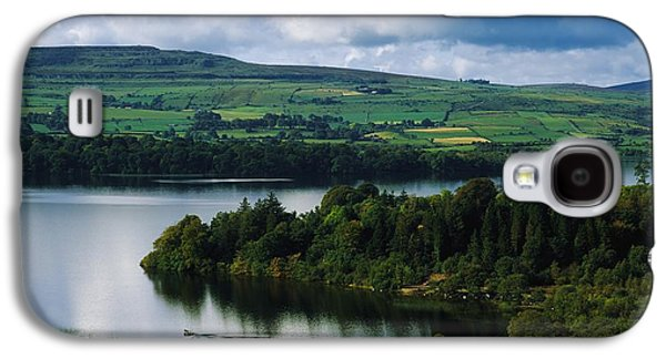 Monasticism Galaxy S4 Cases - Ballindoon Abbey, Lough Arrow, Co Galaxy S4 Case by The Irish Image Collection