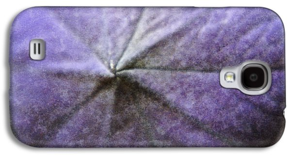 Balloon Flower Galaxy S4 Cases - Balloon Flower Galaxy S4 Case by Teresa Mucha