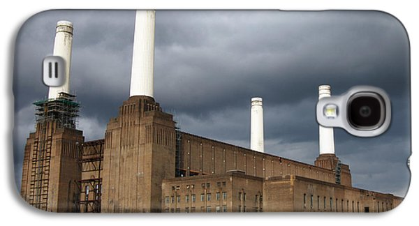Technological Photographs Galaxy S4 Cases - Battersea Power Station, London, Uk Galaxy S4 Case by Johnny Greig