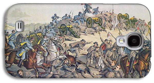 Battle Of Nashville December 15-16th 1864 Galaxy S4 Case by American School