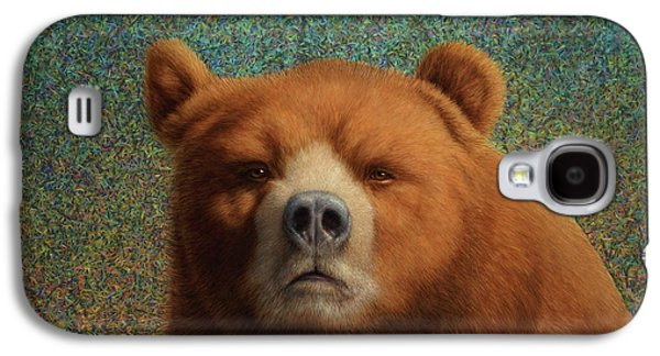 Cheers Galaxy S4 Cases - Bearish Galaxy S4 Case by James W Johnson