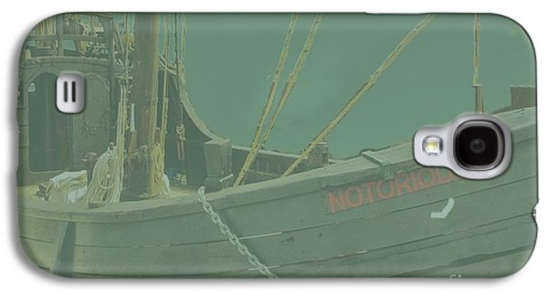 Portuguese Mixed Media Galaxy S4 Cases - Becalmed in a sea Mist Galaxy S4 Case by Blair Stuart