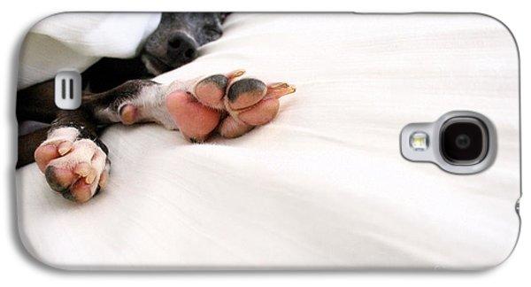 Bed Feels So Good Galaxy S4 Case by Angela Rath