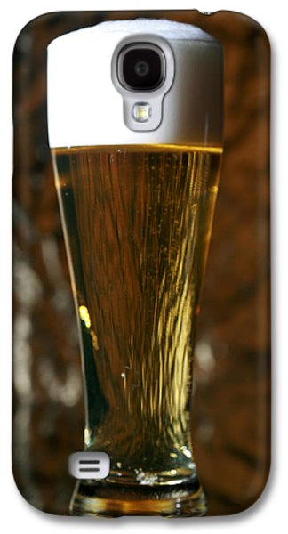 Tankard Galaxy S4 Cases - Beer Gods gift to man Galaxy S4 Case by Michael Ledray