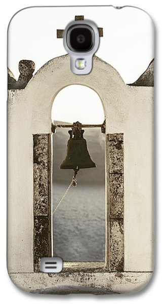 Religious Galaxy S4 Cases - Bell Tower Galaxy S4 Case by Joana Kruse