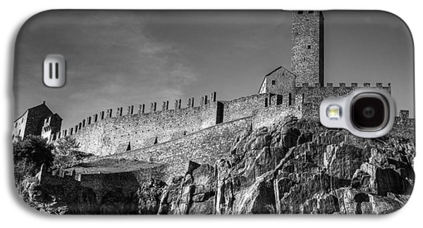Bellinzona Switzerland Castelgrande Galaxy S4 Case by Joana Kruse