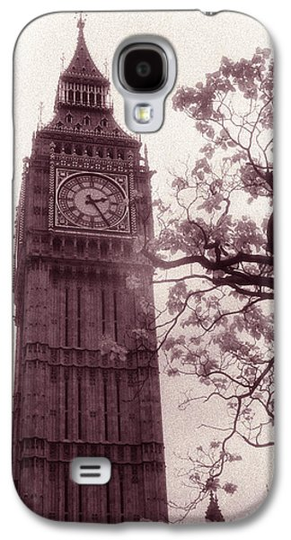 Architecture Framed Prints Galaxy S4 Cases - Big Ben Galaxy S4 Case by Kathy Yates