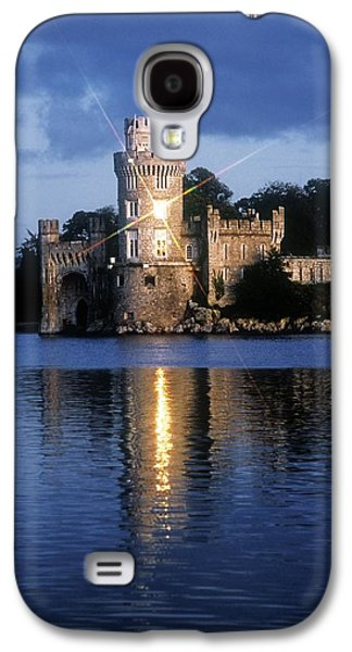 Reflections Of Sun In Water Galaxy S4 Cases - Blackrock Castle, River Lee, Near Cork Galaxy S4 Case by The Irish Image Collection