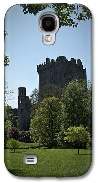 Irish Galaxy S4 Cases - Blarney Castle Ireland Galaxy S4 Case by Teresa Mucha