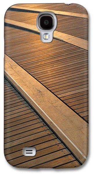 Sun Galaxy S4 Cases - Boardwalk Galaxy S4 Case by Sebastian Musial