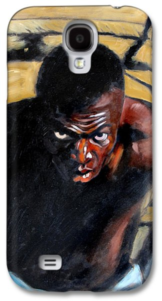 Slavery Galaxy S4 Cases - Bondage Galaxy S4 Case by John Lautermilch